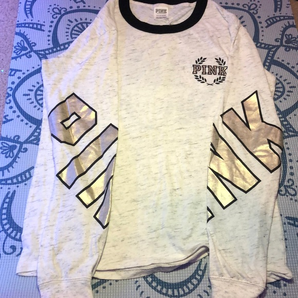 Other - Long sleeve from PINK, super cute for winter!!